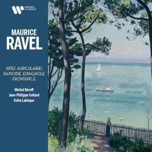 Michel Beroff的專輯Ravel: Suites auriculaires, Rapsodie espagnole & Frontispice