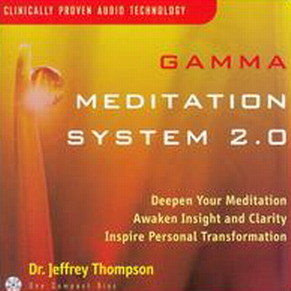 Album Gamma Meditation System 2.0 from Dr. Jeffrey Thompson
