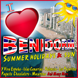 Album I Love Benidorm. Summer Holidays and Sun. from Costa Blanca Summer Beach Band