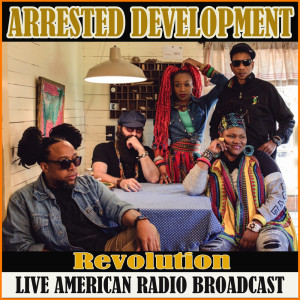 Album Revolution from Arrested Development
