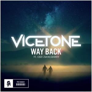 Album Way Back from Cozi Zuehlsdorff