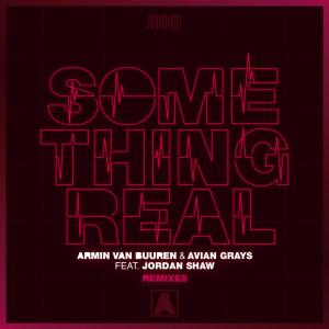 Armin Van Buuren的專輯Something Real (Remixes)