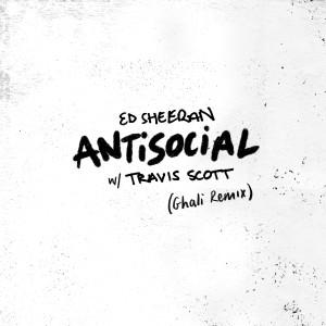 Album Antisocial (Ghali Remix) from Ed Sheeran