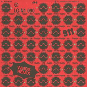 อัลบัม 911 (WEISS Remix) ศิลปิน Lady Gaga