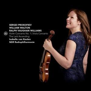 Isabelle van Keulen的專輯Prokofiev: Violin Concerto No. 1 - Walton: Viola Concerto - Vaughan Williams: The Lark Ascending