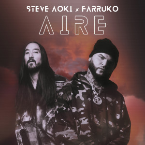 Album Aire from Steve Aoki