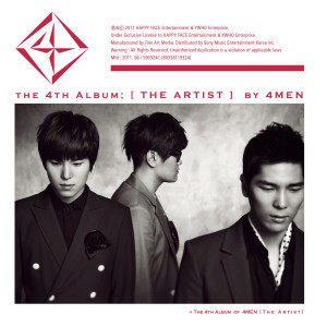 Album The Artist from 포맨