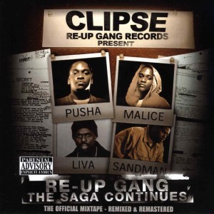 Album Re-Up Gang The Saga Continues from Clipse
