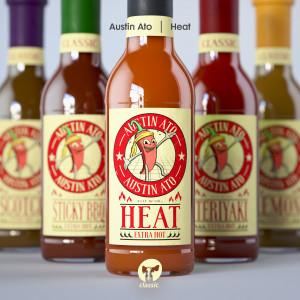 Album Heat from Austin Ato