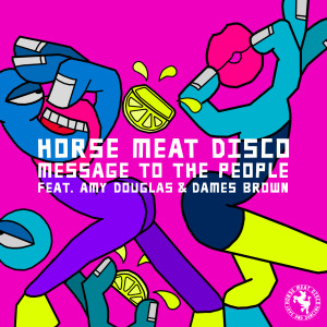 Album Message To The People (feat. Amy Douglas & Dames Brown) from Dames Brown