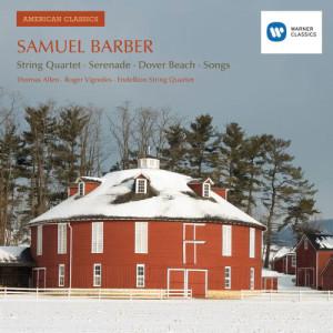 Thomas Allen的專輯Barber: String Quartet, Serenade, Dover Beach & Songs