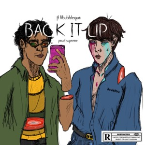 Album back it up from Lilbubblegum