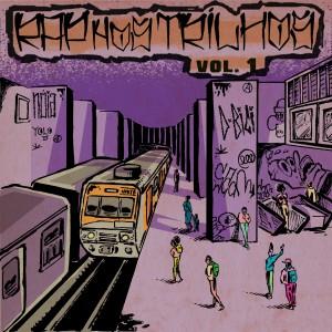 Album Rap Nos Trilhos! - Vol. 1 from Vários Artistas
