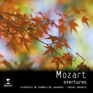 Album Mozart: Overtures from Classical Artists