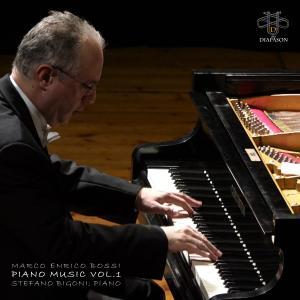 Album Marco Enrico Bossi Piano Music, Vol. 1 from Stefano Bigoni