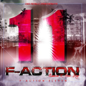 Album F-Action 11 (Chopped & Screwed) (Explicit) from OG Ron C