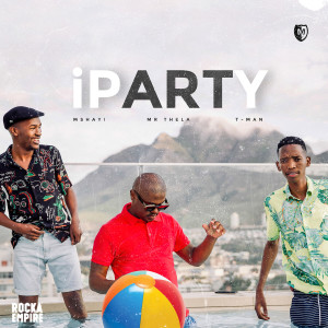 Album iParty from Mshayi