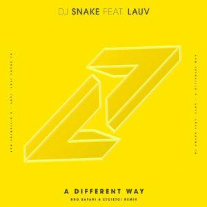 DJ Snake的專輯A Different Way