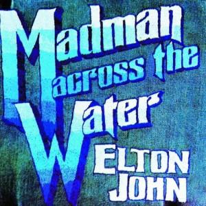 Elton John的專輯Madman Across The Water
