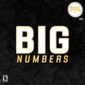 Album Big Numbers (Explicit) from Sage the Gemini