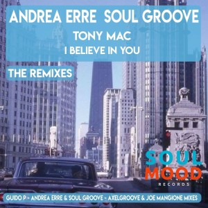 Album I Believe in You from Andrea Erre