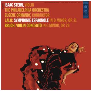Lalo: Symphonie espagnole, Op. 21 - Bruch: Violin Concerto No. 1 in G Minor, Op. 26