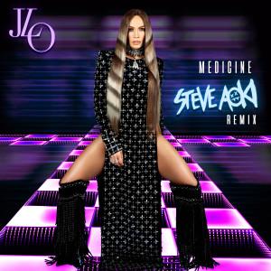 อัลบัม Medicine (Steve Aoki from the Block Remix) ศิลปิน Jennifer Lopez
