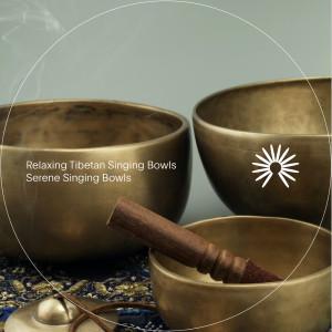 Relaxing Tibetan Singing Bowls的專輯Serene Singing Bowls