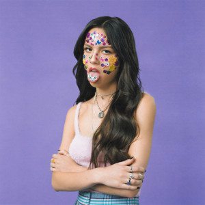 Album SOUR from Olivia Rodrigo