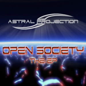 Astral Projection的專輯Open Society - The EP.