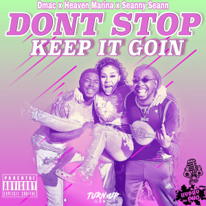 Album Dont Stop (Keep It Goin) from Heaven Marina