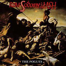 The Pogues的專輯Rum Sodomy & The Lash