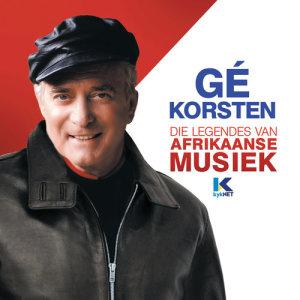 Album Die Legendes Van Afrikaanse Musiek from Ge Korsten