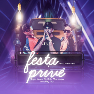 Papatinho的專輯Festa Privê