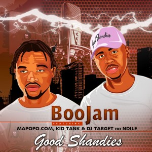 Album Good Shandies from DJ Target