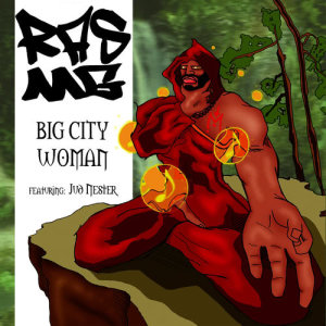 Album Big City Woman from Ras MG