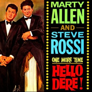 Album One More Time - Hello Dere! from Marty Allen