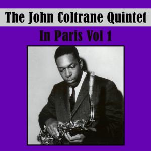 Album The John Coltrane Quintet In Paris, Vol. 1 (Live) from John Coltrane Quintet