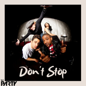 Album Don't Stop from THE PARTY