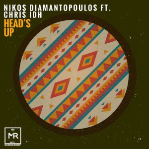 Album Head's Up from Nikos Diamantopoulos