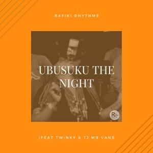 Album Ubusuku the Night from Rafiki Rhythms