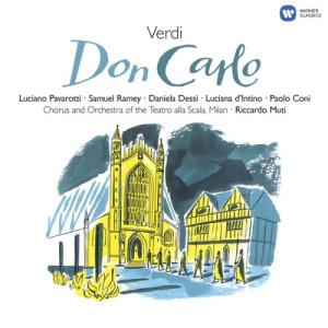 收聽Luciano Pavarotti的Don Carlo, Act III: Che parli tu di morte? (Carlo/Rodrigo)歌詞歌曲
