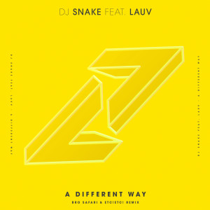 A Different Way 2017 DJ Snake; Lauv