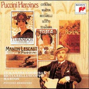 Puccini Heroines
