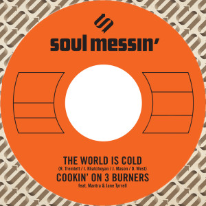 Album The World Is Cold / Ms. Fat Booty from Cookin' On 3 Burners