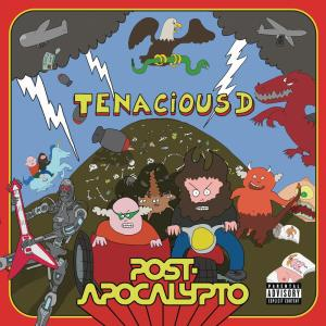 Album Post-Apocalypto from Tenacious D