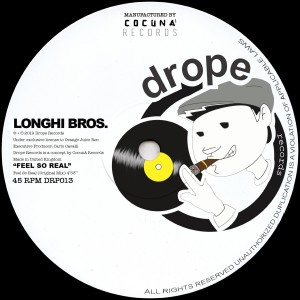 Album Feel so Real from Longhi Bros.