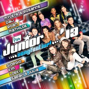 Album Junior Songfestival 2013 from Junior Songfestival