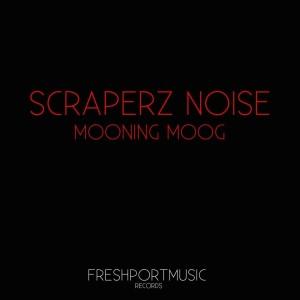 Album Mooning Moog from Scraperz Noise