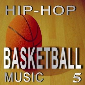 Album Hip-Hop Basketball Music, Vol. 5 from DJ Rap Jacks One